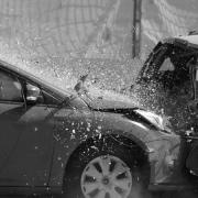 accidente coche derechos accidentado tráfico siniestro total