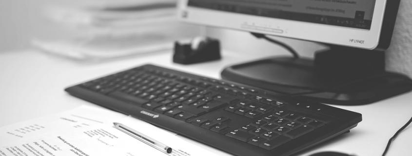 ordenador dar parte al CCS Consorcio seguros comunicación