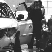 coche sustitución taller seguro reparar accidente