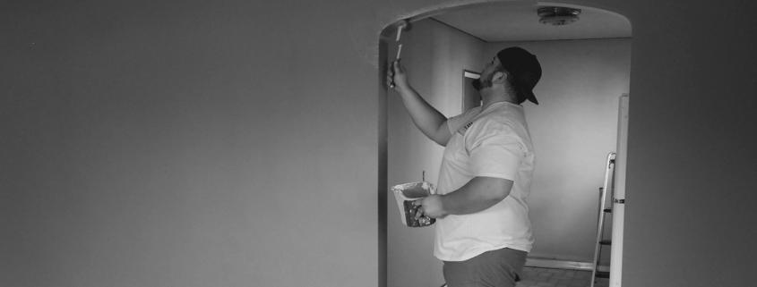 pintor daños estéticos reparador hogar